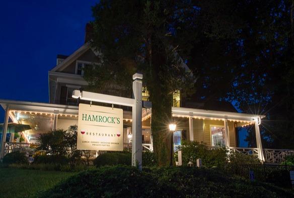 Hamrock S Restaurant Fairfax Virginia